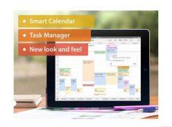 Hỗ trợ Calender trên iPad cho doanh nghiệp