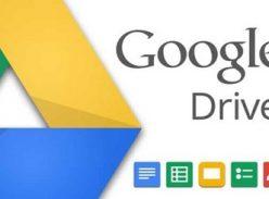 Giới thiệu các công mới Google Drive